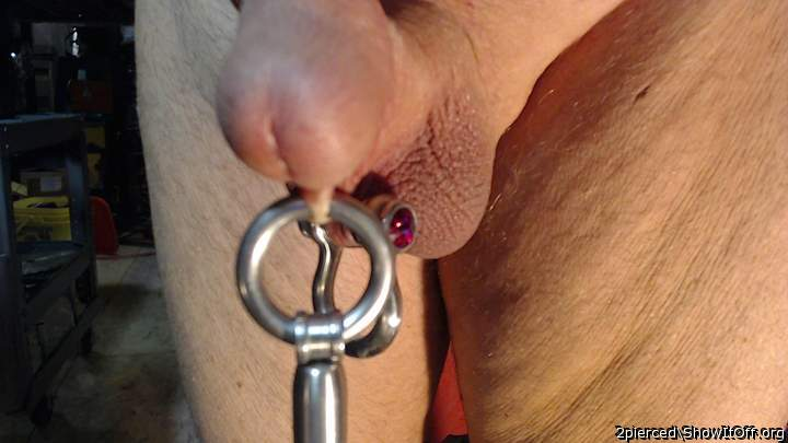 Pierced and Playing