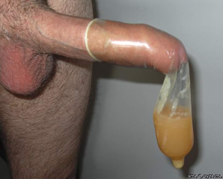 Презервативы со спермой 5