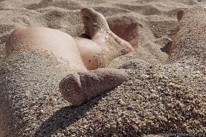 mmmmh.... just enjoy the day at the beach ;-)